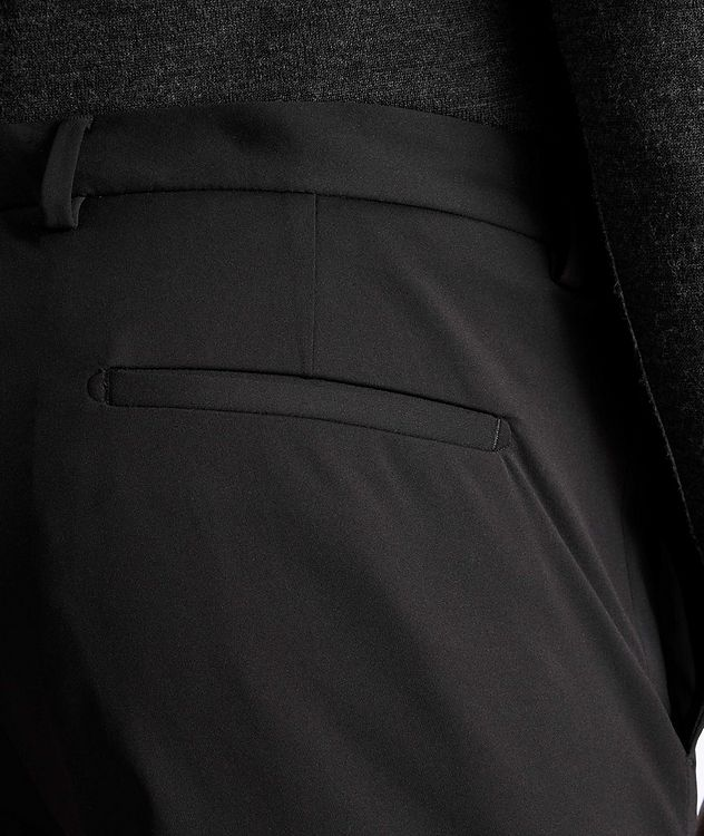 Technical Fabric Stretch-Jersey Pants picture 3
