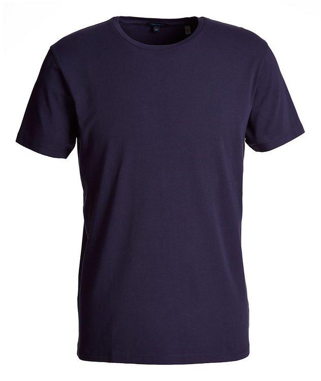 T-shirt en coton extensible picture 1