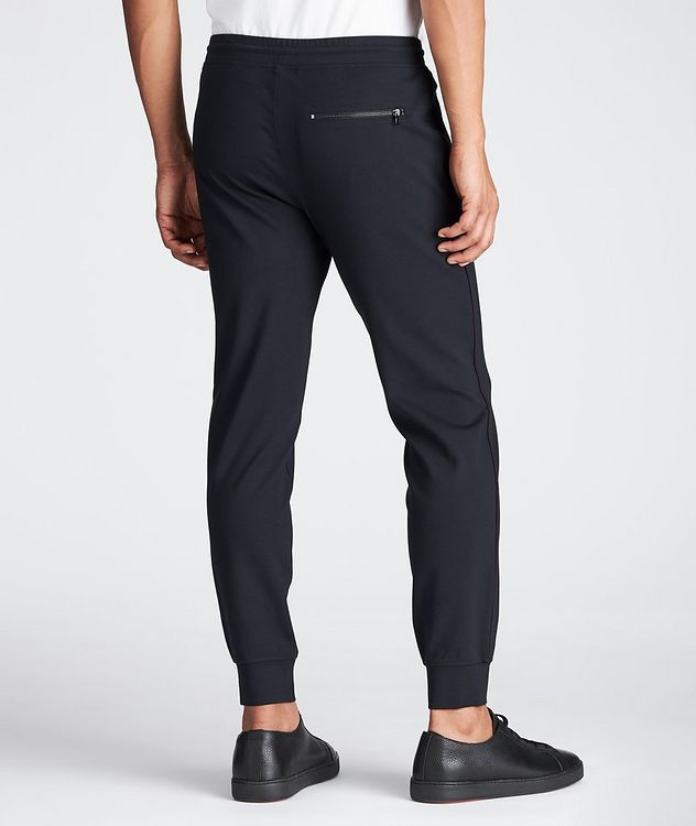Drawstring Track Pants picture 2