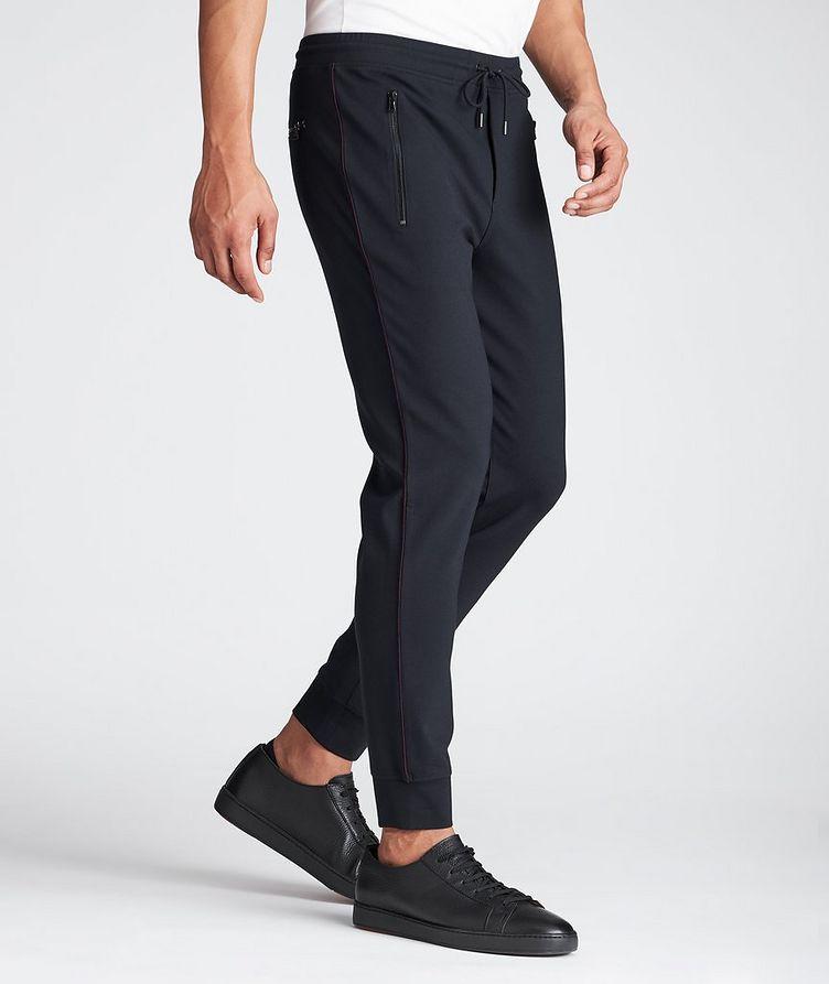 Drawstring Track Pants image 3