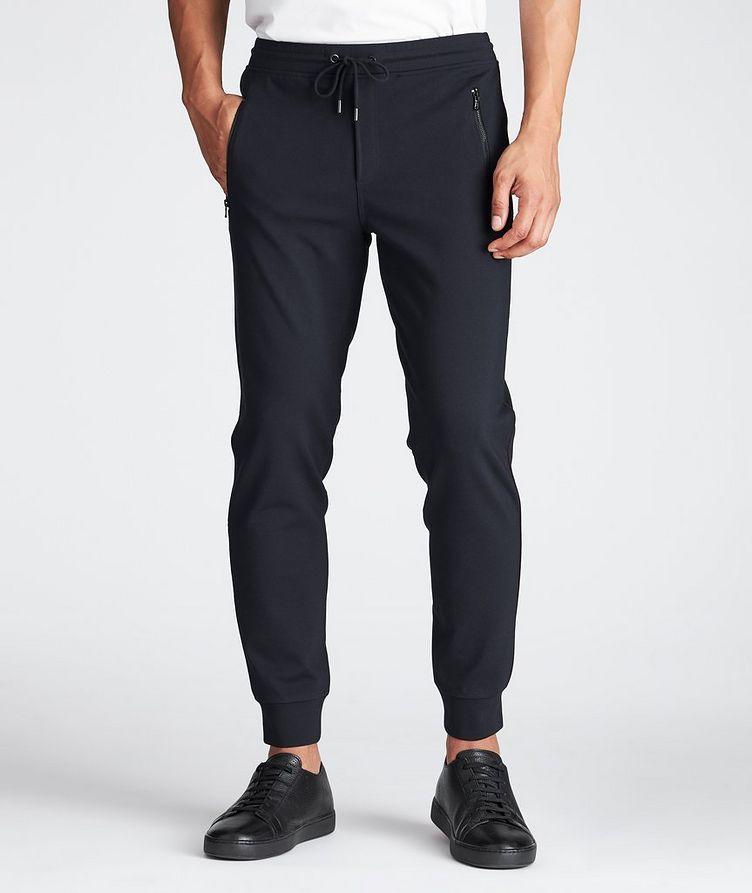 Drawstring Track Pants image 0