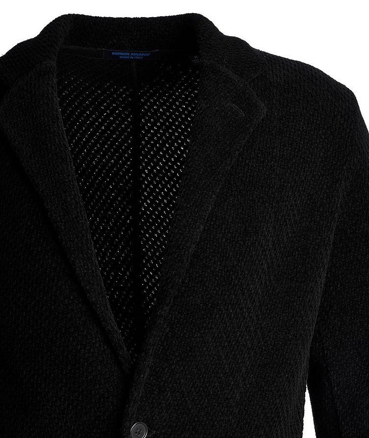 Merino-Cotton Sweater Jacket image 1