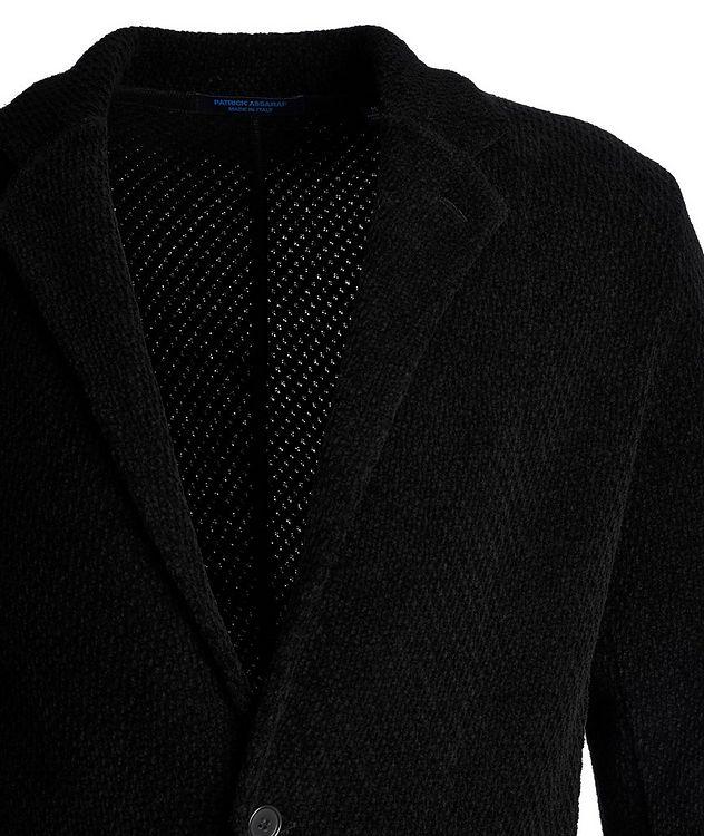 Merino-Cotton Sweater Jacket picture 2