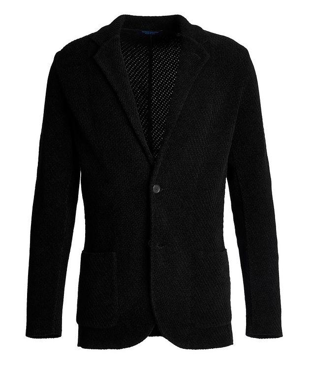 Merino-Cotton Sweater Jacket picture 1