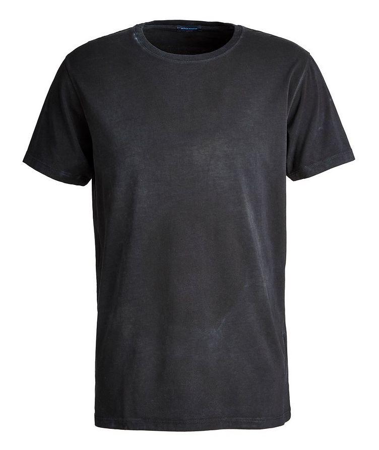 Faded Pima Cotton Stretch T-Shirt image 0
