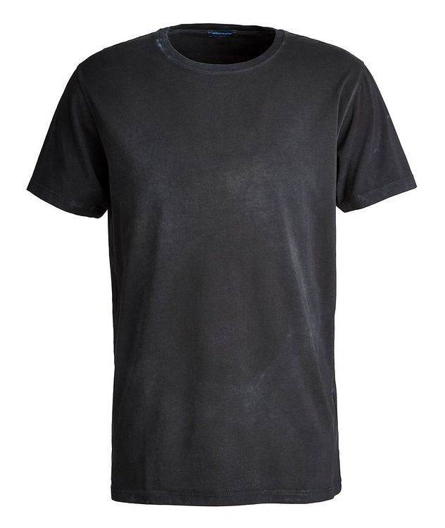 Faded Pima Cotton Stretch T-Shirt picture 1