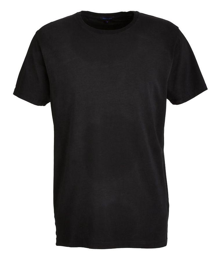 Pima Cotton-Stretch T-Shirt image 0