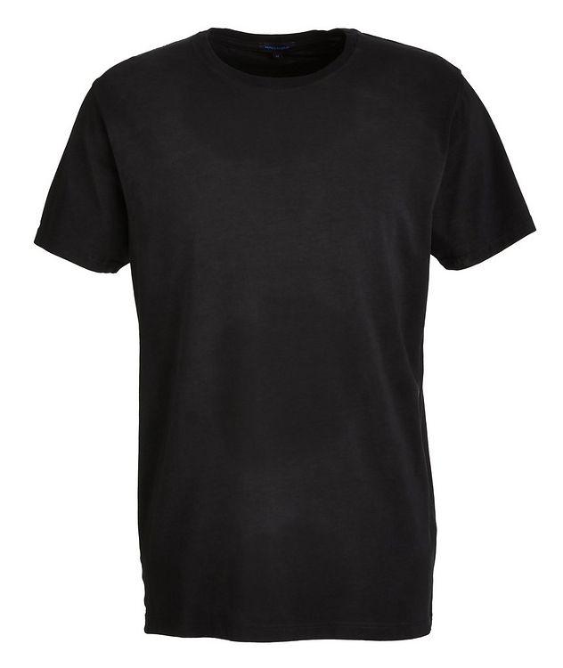 Pima Cotton-Stretch T-Shirt picture 1
