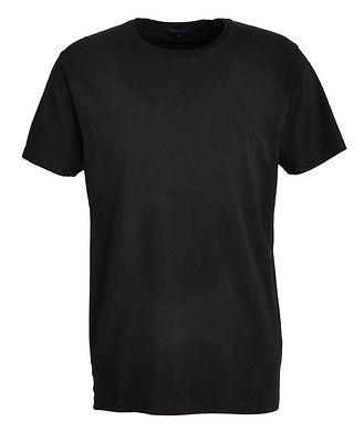 Patrick Assaraf Pima Cotton-Stretch T-Shirt