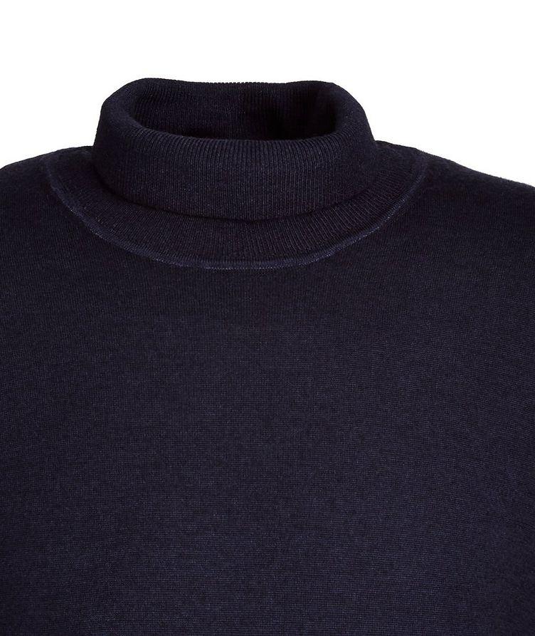 Merino Wool Turtleneck image 1
