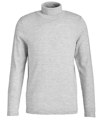 Patrick Assaraf Cotton-Wool Turtleneck