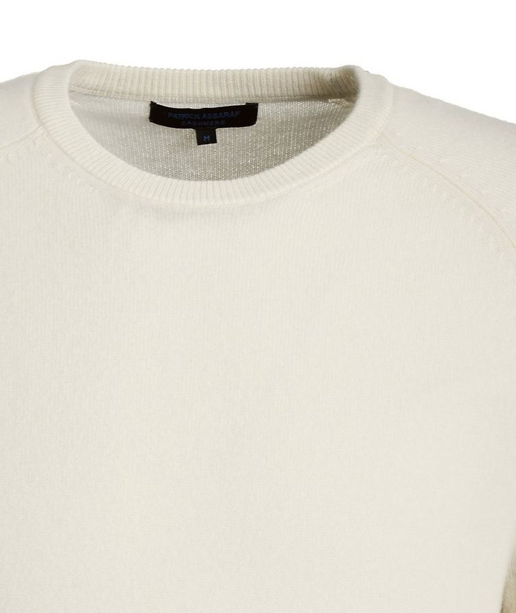 Combed Cashmere Sweater image 1