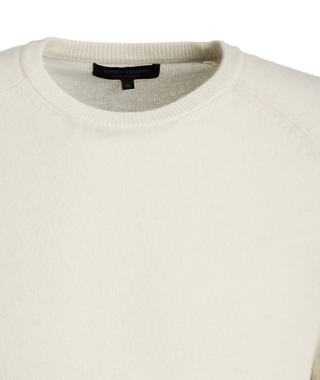 Combed Cashmere Sweater picture 2