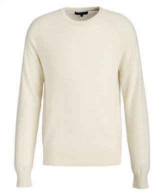 Patrick Assaraf Combed Cashmere Sweater