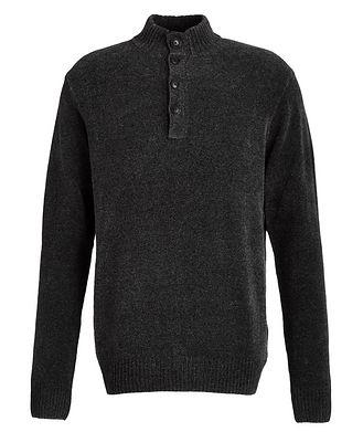 Patrick Assaraf Chenille Stretch Sweater