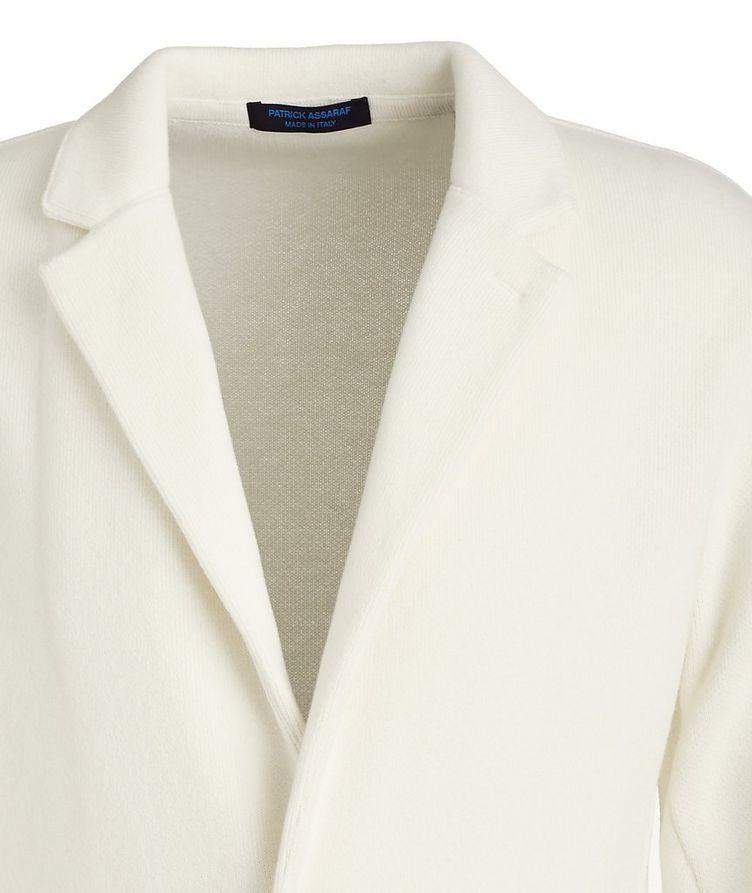 Unstructured Cariaggi Cashmere Blazer image 1
