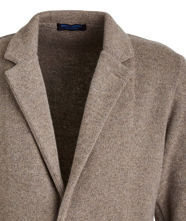 Unstructured Cariaggi Cashmere Sports Jacket picture 2