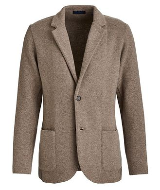 Patrick Assaraf Unstructured Cariaggi Cashmere Sports Jacket
