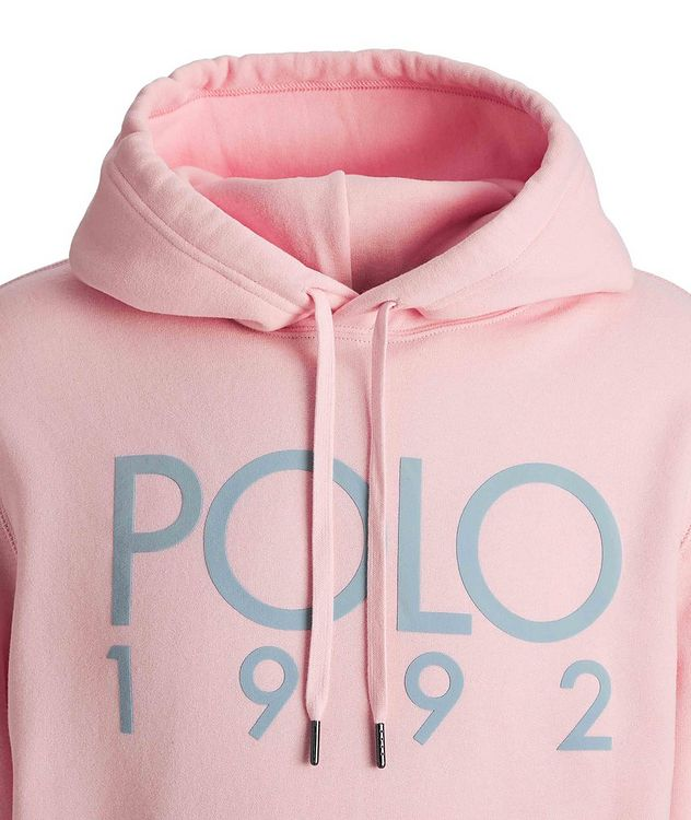 Logo Cotton-Blend Hoodie picture 3