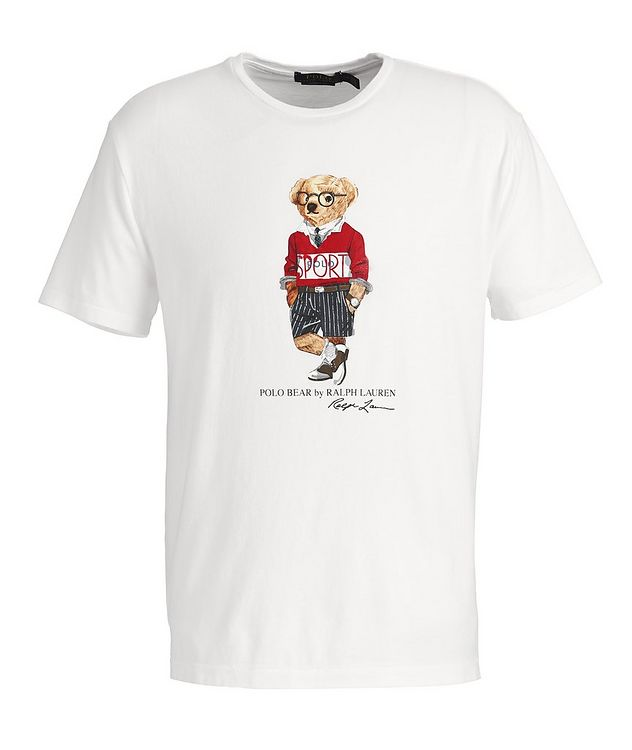 Polo Bear Cotton T-Shirt picture 1