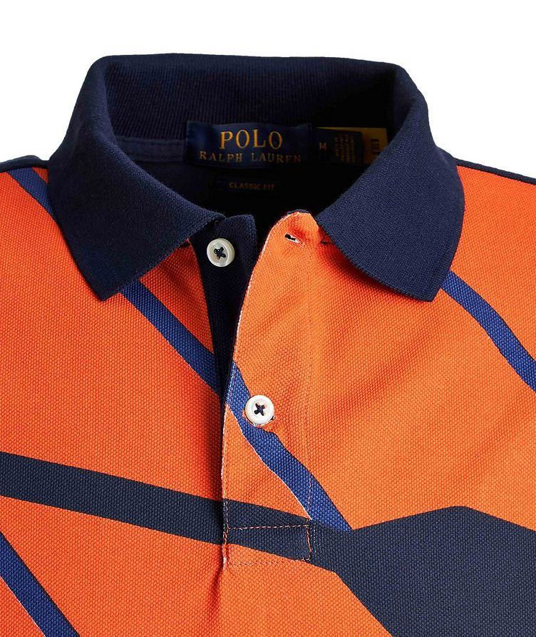 Cotton Print Polo image 2