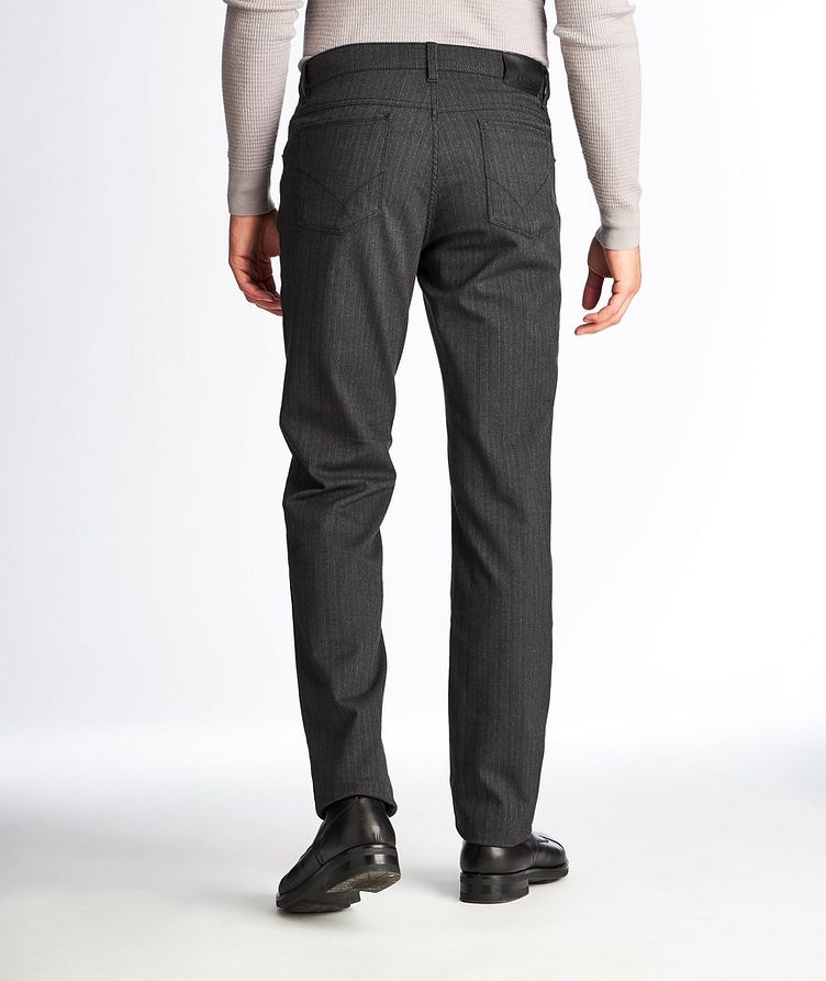 Pantalon Cooper Fancy Flex à rayures image 1