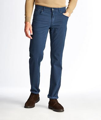 Brax Pantalon Cooper Fancy à cinq poches