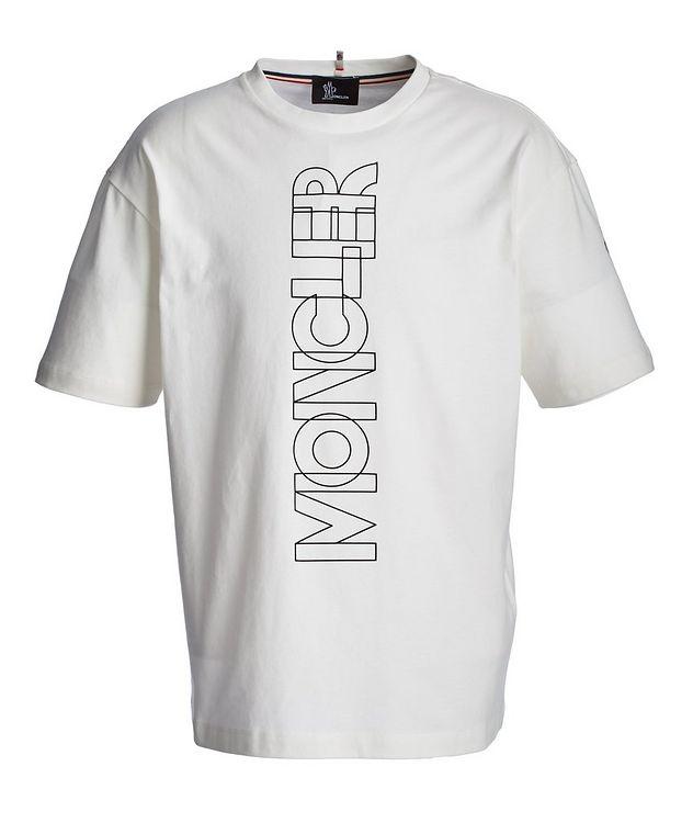T-shirt Après-ski en coton picture 1