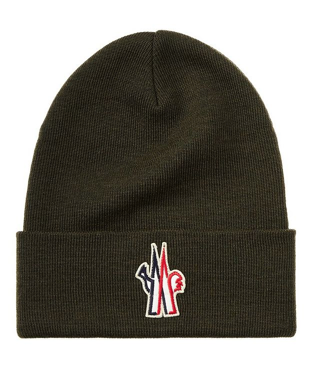 Virgin Wool Knit Toque picture 1