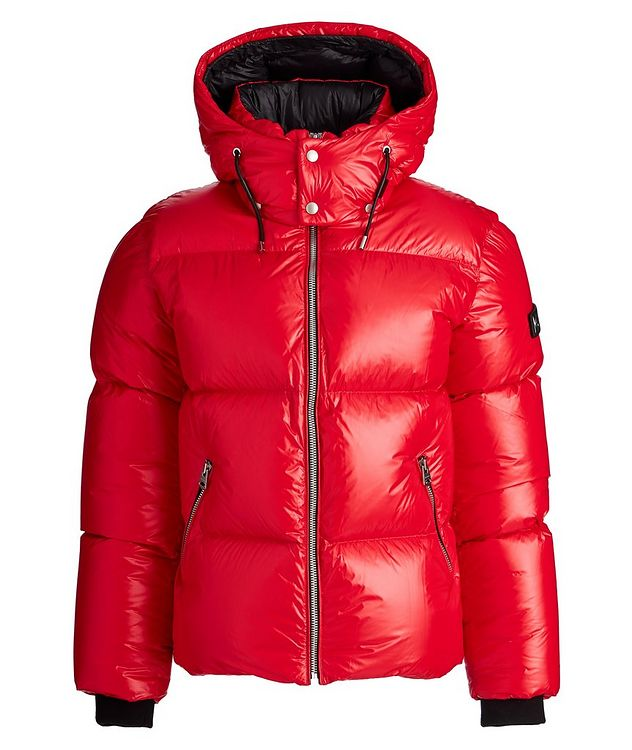 Kent Water-Repellent Puffer Jacket picture 1