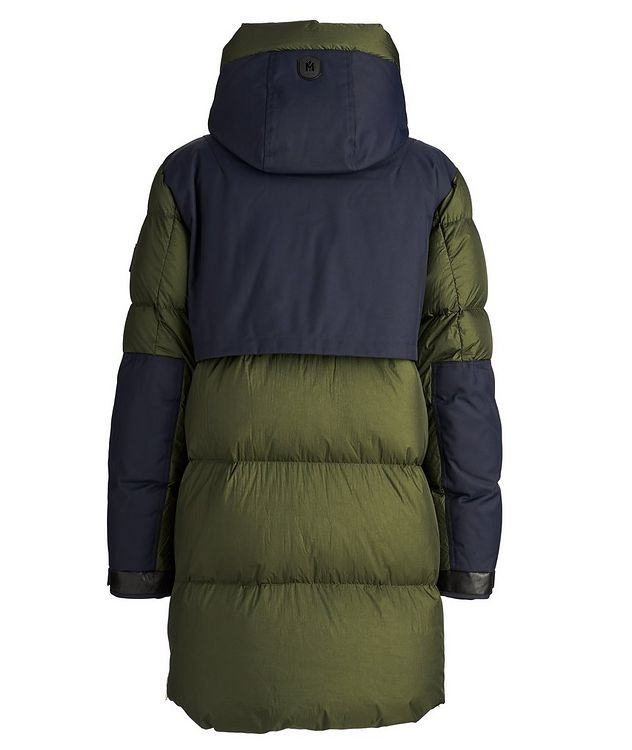 Simon Quilted-Down Parka picture 2