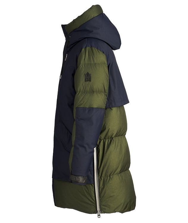 Simon Quilted-Down Parka picture 3