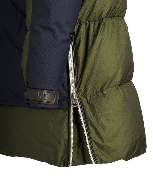 Simon Quilted-Down Parka picture 4