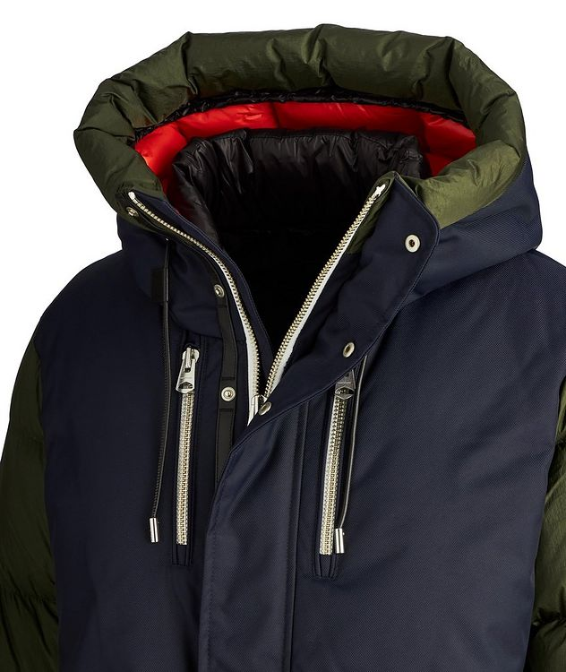 Simon Quilted-Down Parka picture 5