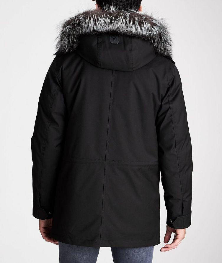 Manteau Seth à doublure en fourrure image 2