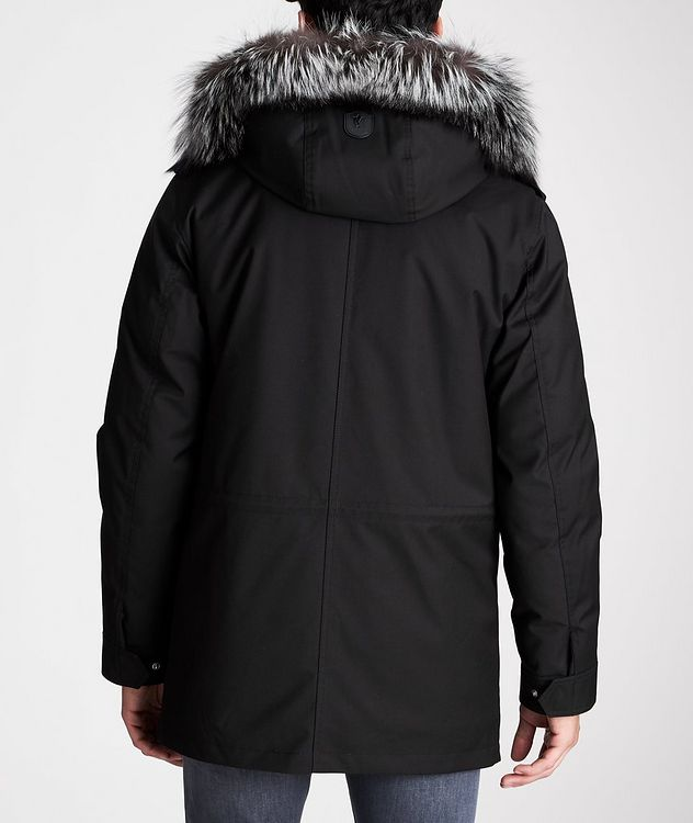 Manteau Seth à doublure en fourrure picture 3