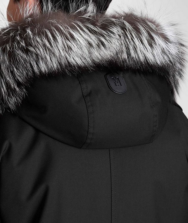 Seth Fur-Lined Parka picture 4