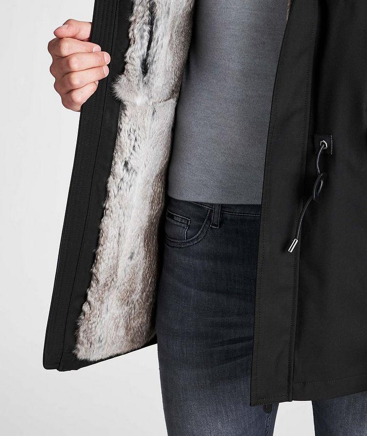 Manteau Seth à doublure en fourrure image 5