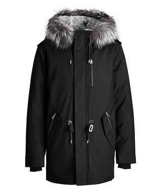 Mackage Seth Fur-Lined Parka