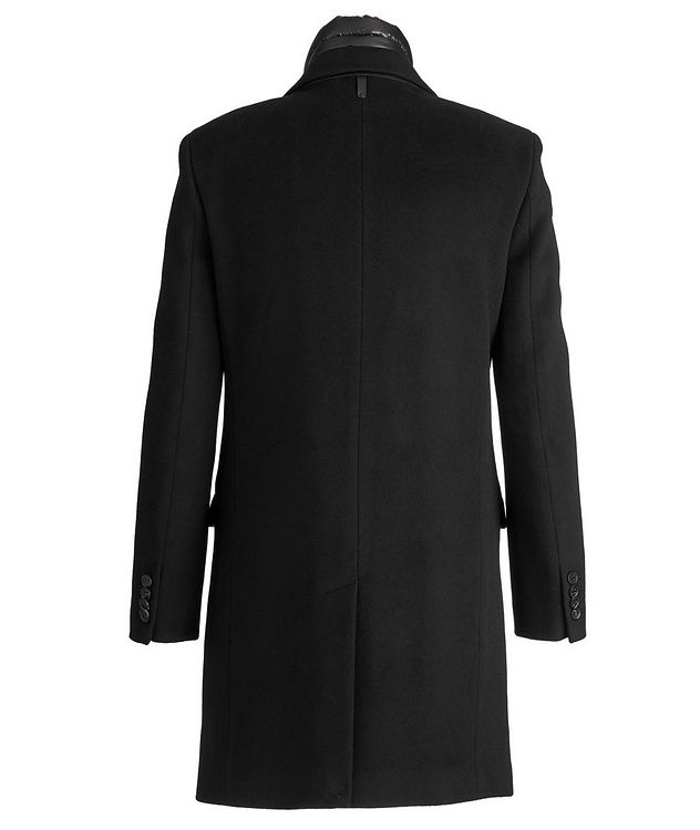 Skai Three-In-One Wool-Cashmere Overcoat picture 2