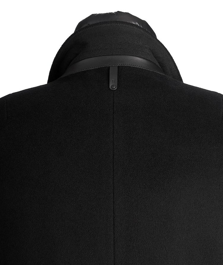 Skai Three-In-One Wool-Cashmere Overcoat image 3