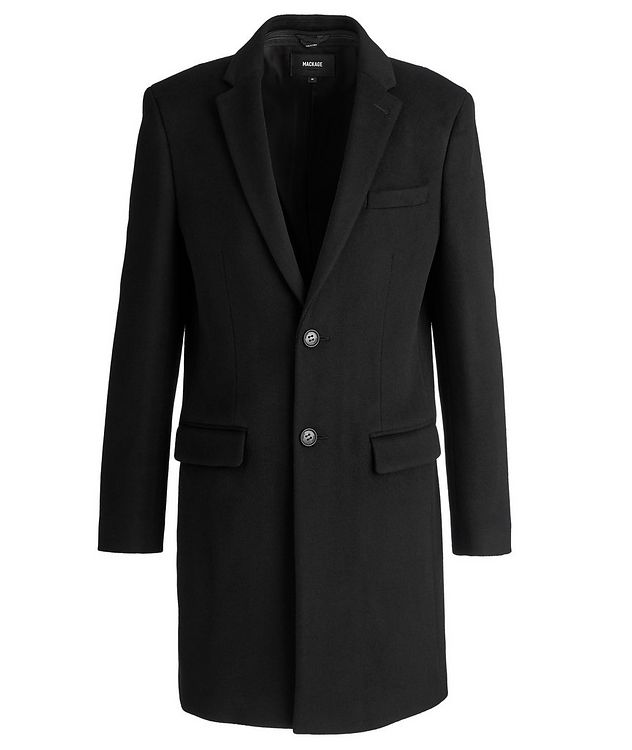 Skai Three-In-One Wool-Cashmere Overcoat picture 5