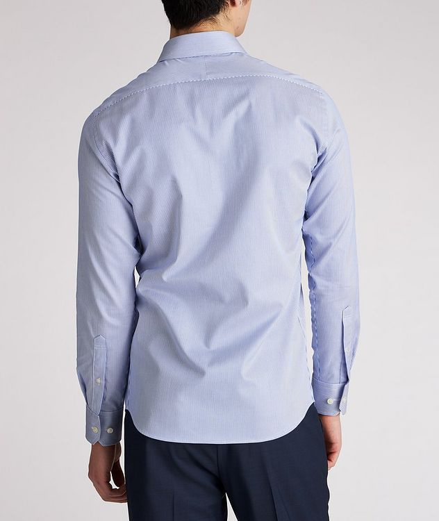 Contemporary-Fit Striped Dress Shirt picture 3