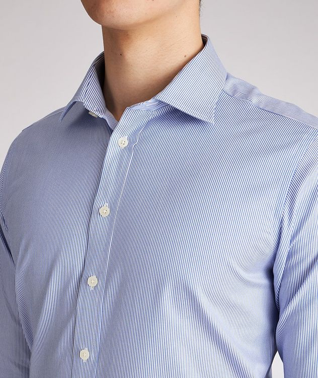 Contemporary-Fit Striped Dress Shirt picture 4