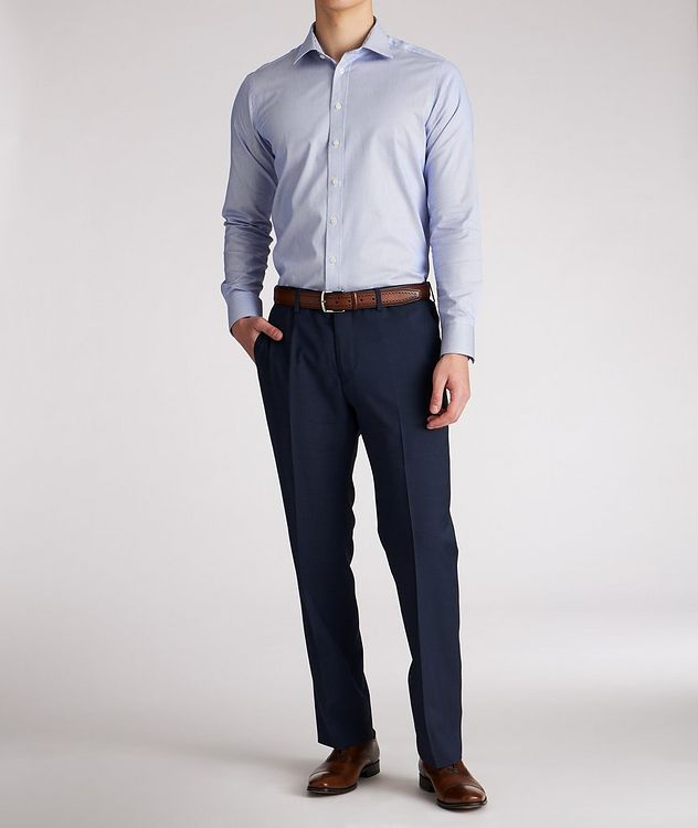 Contemporary-Fit Striped Dress Shirt picture 5