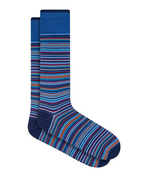 Striped Cotton Socks picture 1