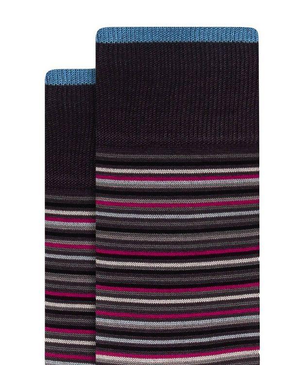 Striped Cotton Socks picture 2