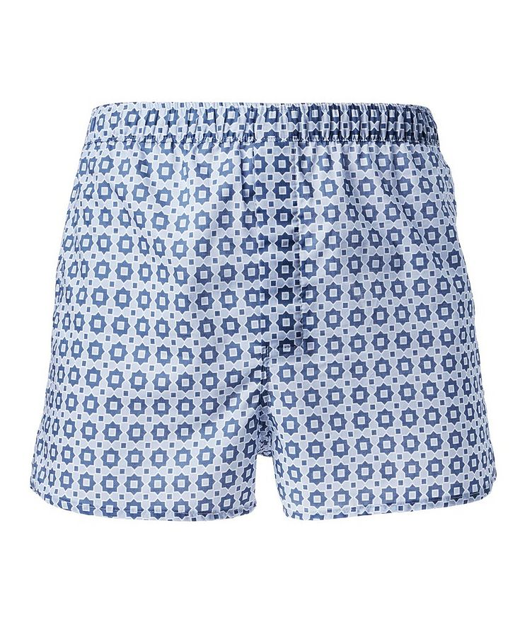 Printed Cotton Boxers image 0