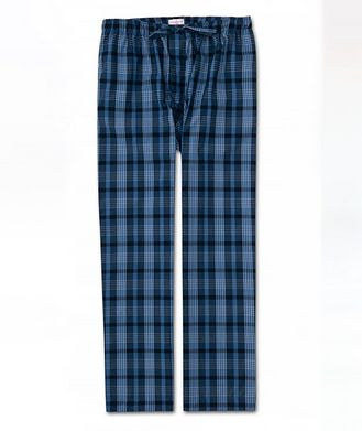 Derek Rose Plaid Cotton Pants
