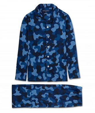 Derek Rose Camouflage Jersey Pyjamas